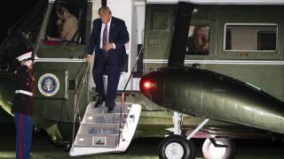"""Тръмп се закани на Иран да отговори """"1000 пъти"""" по-мощно"""