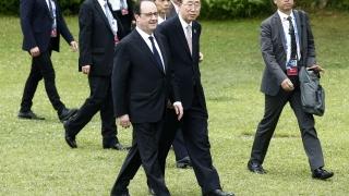 Няма да отстъпя от реформата на трудовото законодателство, решителен Оланд