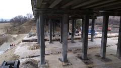"""До края на май ще завърши ремонтът на колоните на виадукта на АМ """"Тракия"""""""