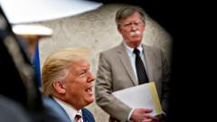 САЩ срещу Болтън - криминално разследване за класифицирана информация в мемоари