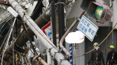 Най-малко 6 души загинаха от тайфуна Джеби в Япония