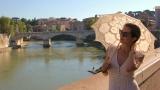 Райна позира за Рим (СНИМКИ)