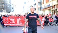 Кюстендилеца за Каранга: Молихме го, молихме, а той заяви, че не желае повече да играе за ЦСКА