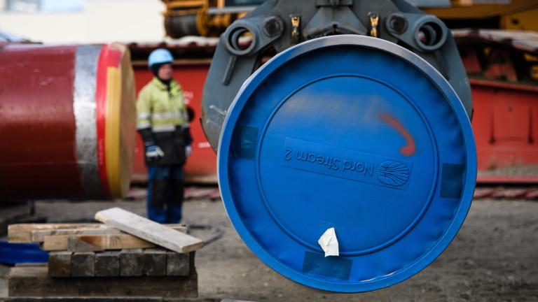 """Какво означава глобата от $7,6 милиарда срещу """"Газпром"""" за """"Северен поток 2""""?"""