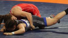 Тайбе Юсеин загуби полуфинала си на Европейското първенство по борба