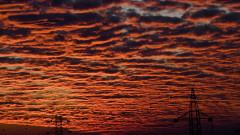 Слънце пробива през облаците