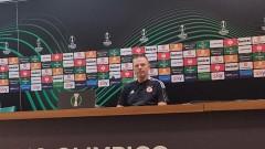 Стойчо Младенов: В такива мачове футболистите на ЦСКА могат да тръгнат по пътя на Стоичков