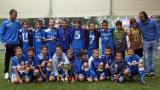 Децата на Левски спечелиха турнир