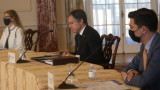 Блинкън и Столтенберг обсъдиха Русия и Афганистан