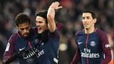 Пари Сен Жермен победи Монпелие с 4:0