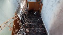 Община Казанлък ремонтира безвъзмездно поразената от мълния къща