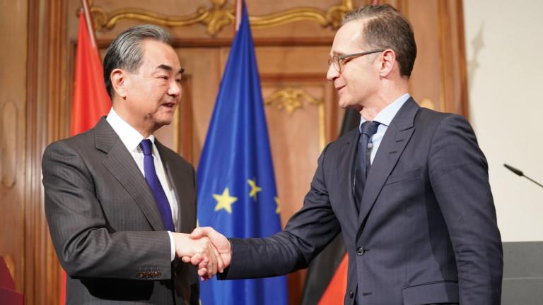 Китай отхвърли международните критики за погазването на правата на човека