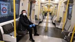 Починалите от коронавирус във Великобритания над 18 000