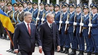 Турция подкрепя териториалната цялост на Украйна
