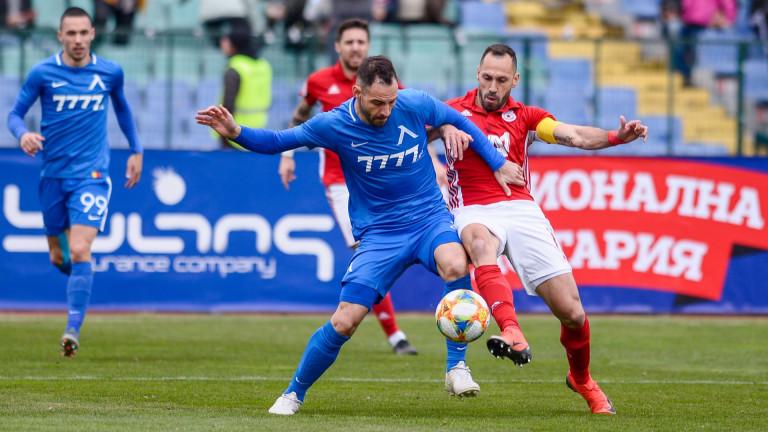 Как би изглеждало класирането в елита само с български голмайстори? Левски, ЦСКА и Лудогорец са далеч от върха