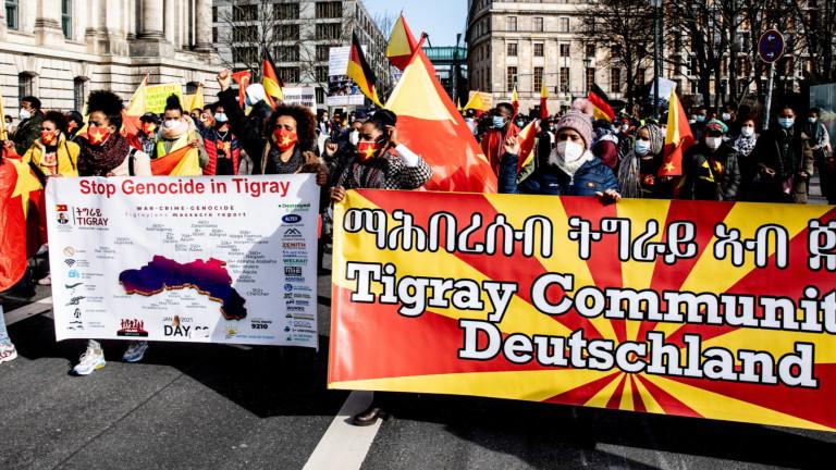 Байдън подписа указ за санкции за конфликта в Етиопия и Тигрей