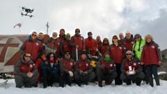 Президентът изпраща експедицията до Антарктида