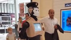 Първият робокоп се присъедини към полицията на Дубай