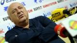 Венци Стефанов: Футбол без публика е като целувка без мустак
