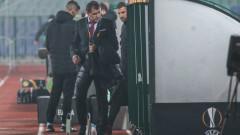 Акрапович непреклонен: Позитивът е, че успяхме да променим схемата, футболистите вече знаят как ще трябва да играят