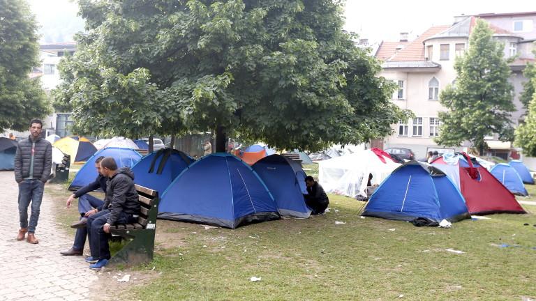 Босна взима крути мерки срещу мигрантите
