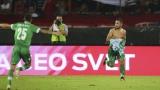 Вандерсон: Топката от мача със Звезда ще си я занеса в Бразилия