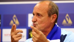 Делио Роси не е доволен от подготовката в Левски, стартира нова след две седмици