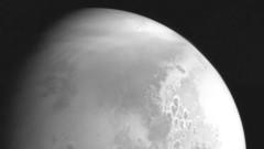 Сондата на Китай изпрати видео от Марс