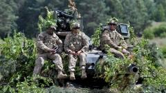 В Латвия пристигат американски танкове