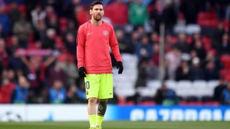 Суперзвездата на Барселона ще получи ордена