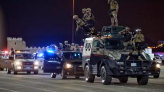 Полицейски час в Мека и Медина