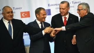 Ердоган благодари на Борисов за срещата във Варна и далновидното лидерство