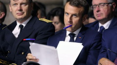 Макрон подготвя Европа да се защитава от Китай, Русия и САЩ