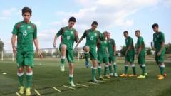 България U18 ще изиграе две контроли с Македония