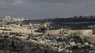 Палестинска двойка отговори на Тръмп – кръсти си децата Йерусалим, Столица и Палестина