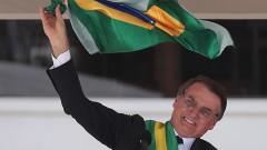 Болсонару положи клетва като президент на Бразилия