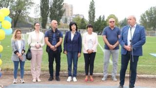 Зам.-министър Андонов откри спортен панаир във Видин, част от Европейска седмица на спорта #BeActive