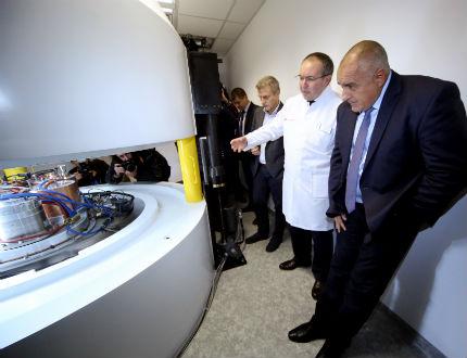 """С данък """"вредни храни"""" не целим да събираме повече пари, убеждава Борисов"""