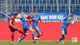 Хофенхайм нокаутира Байерн, вкара четири гола, пропусна още толкова