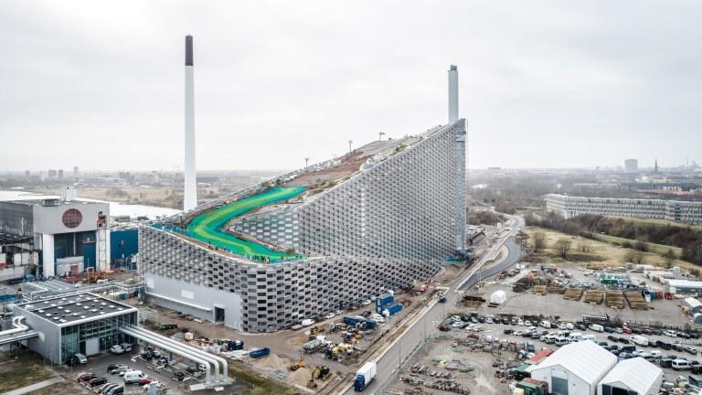 Архитектурната фирма BIG на датчанина Бярке Ингелс е известна с