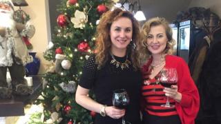 Илиана Раева събра колеги на Коледен обяд (СНИМКИ)