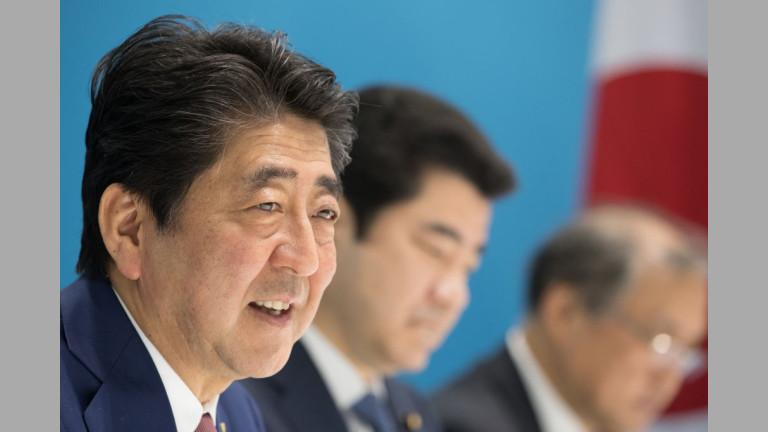 Японското правителство обмисля пакет от стимули, възлизащ на около 10