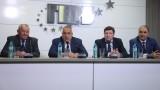 """Борисов обвини опонентите си в налагане на """"пълзяща диктатура"""""""