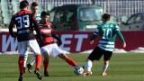 Черно море и Локомотив (Пловдив) не се победиха - 0:0