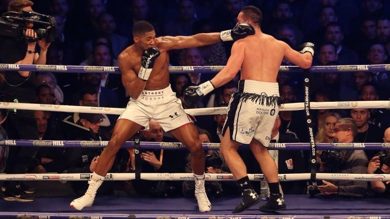 Босът на WBC: Сблъсъкът между Джошуа и Уайлдър е задължителен