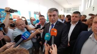 Мустафа Карадайъ призова СИК да броят контролните разписки
