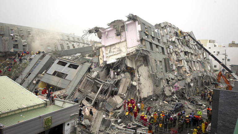 Природните бедствия съпътстват съществуването на човека на Земята от неговото
