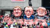 Всички кандидати за наследници на Меркел в партията ѝ са мъже