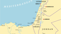 Исторически преговори между Ливан и Израел за морската им граница