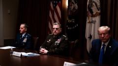 Тръмп: Имах много продуктивна среща с американските военни